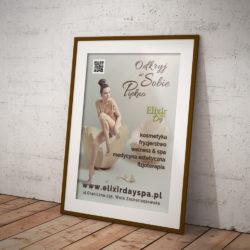 Plakat A3 - projekt Klinika Komputerów - Arcom s.c.
